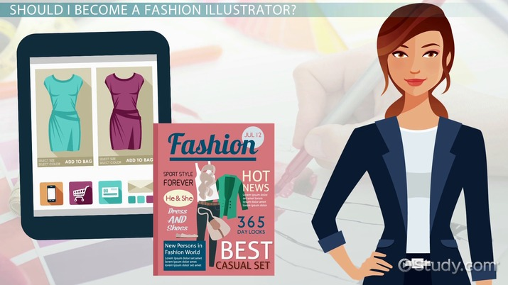 Become A Fashion Illustrator Step By Step Career Guide