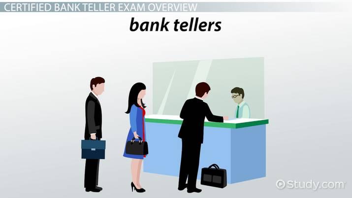 Apply for Bank Teller Jobs: https://study.com