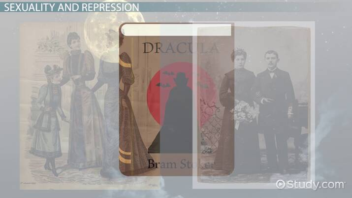 Dracula Quotes About Sexuality, Women & Gender - Video & Lesson