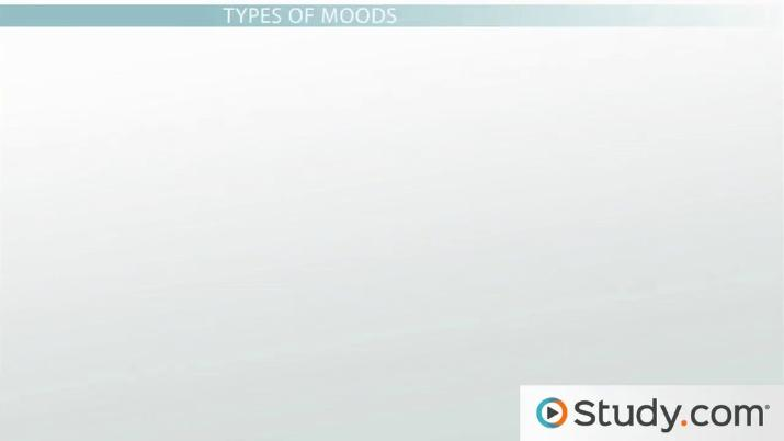 What Are Emotions And Moods Types Sources Video Lesson