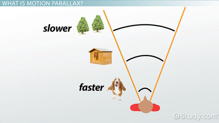 motion parallax in psychology  definition  u0026 explanation