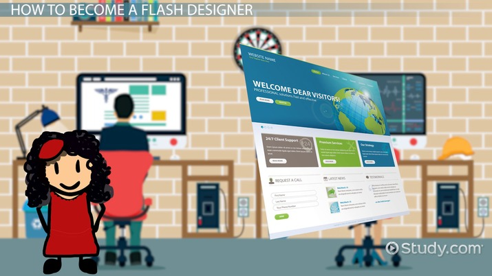 Stupendous How To Become A Flash Designer Education And Career Roadmap Interior Design Ideas Ghosoteloinfo