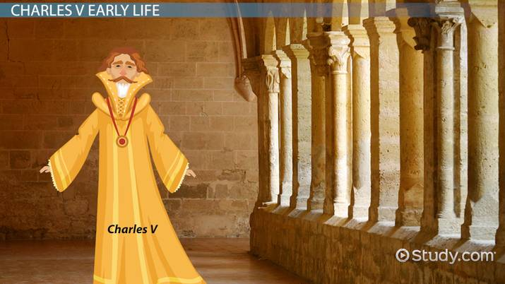 Charles V, Holy Roman Emperor: Accomplishments, Facts