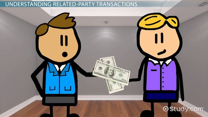 related party transactions  definition  u0026 examples