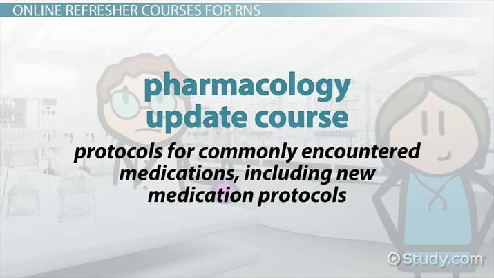 Online RN Refresher Course Information