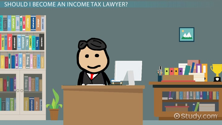 How to Become an Income Tax Lawyer: Education and Career Roadmap
