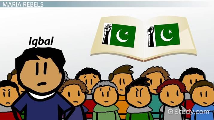 Iqbal A Novel Book Summary Characters Video Lesson