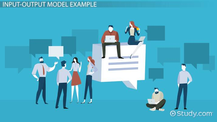 Input Output Model Video Lesson Transcript Study Com