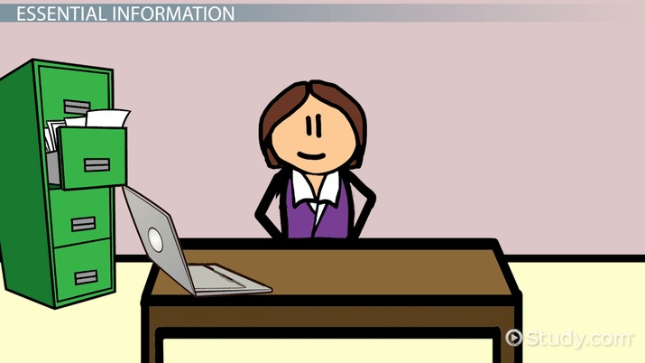 HR Administrative Assistant: Job Duties and Requirements