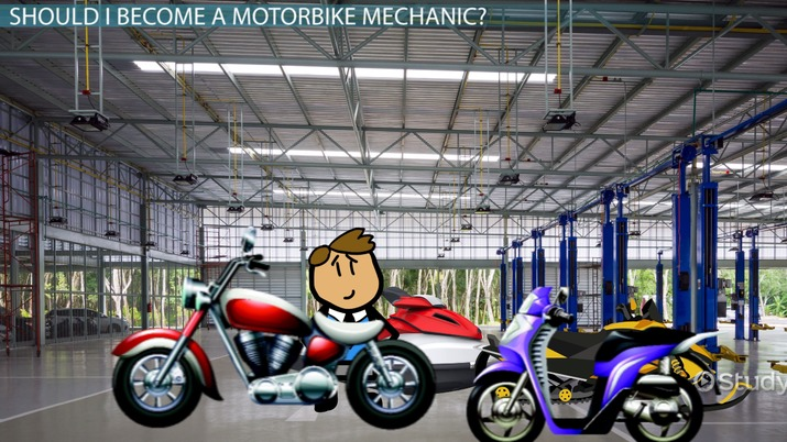 Be A Motorbike Mechanic: Education And Career Information