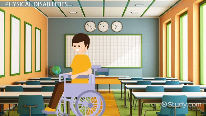 Students with Physical Disabilities & Other Health Impairments