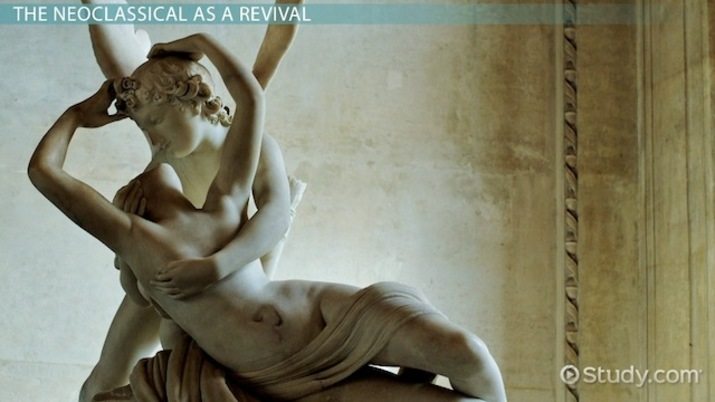 Neoclassical Style as a Revival & an Influence