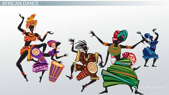 African Dance: Moves, Costumes & History - Video & Lesson Transcript