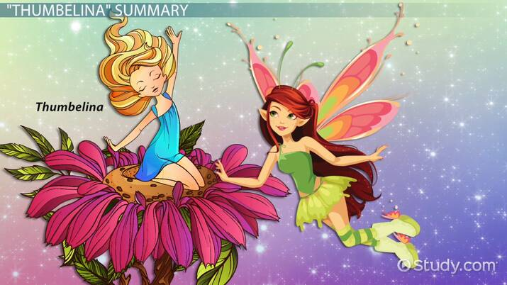 What is Thumbelina About?