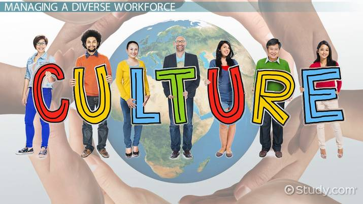Diversity Meaning Workplace >> Managing Cultural Diversity in the Workplace - Video & Lesson Transcript | Study.com