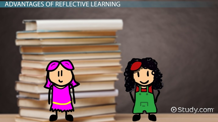 non reflective learning