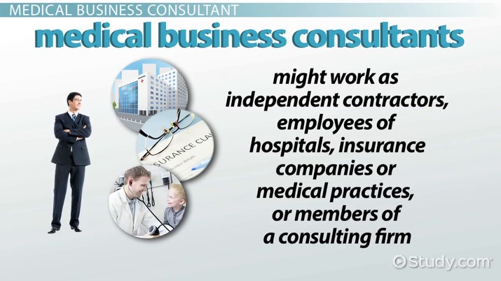 How to Become a Medical Business Consultant: Career Guide