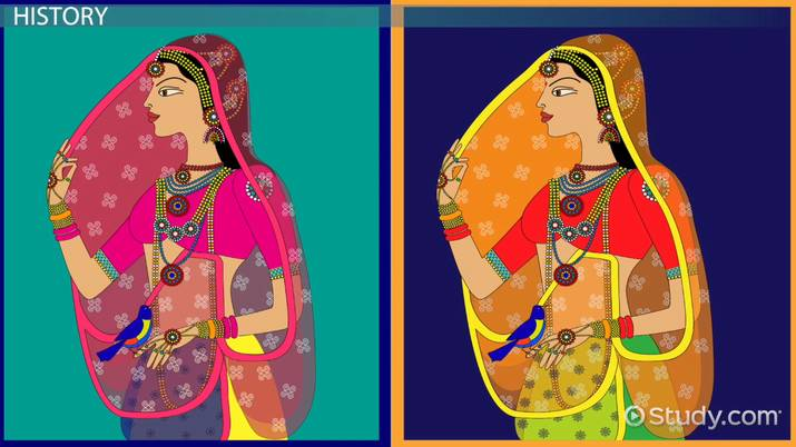 Indian Art History Types Styles
