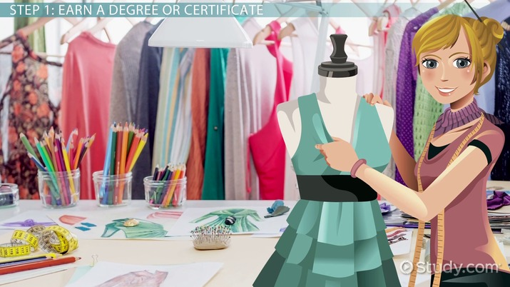 How to become a costume designer education and career roadmap Associates degree in fashion design online