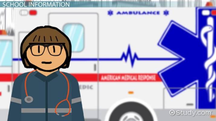 Top Schools for EMT and Paramedics