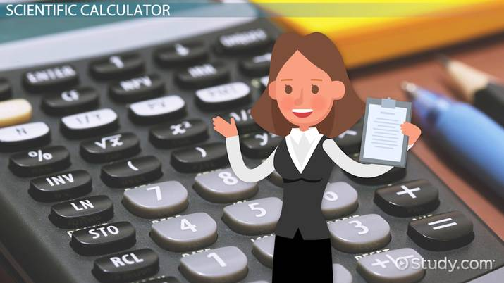 Finding Logarithms & Antilogarithms With a Scientific Calculator