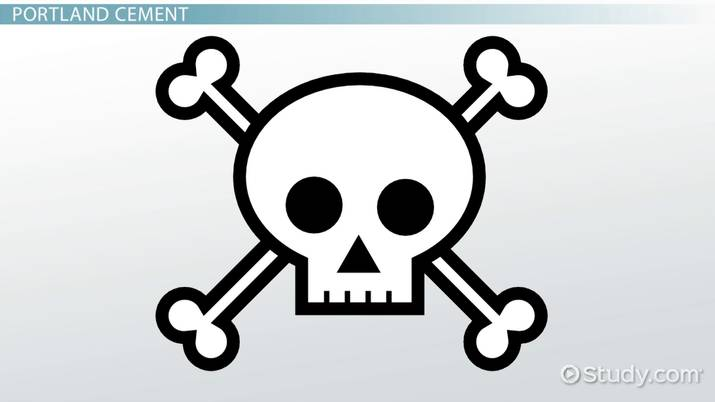 cement poisoning  symptoms  u0026 treatment