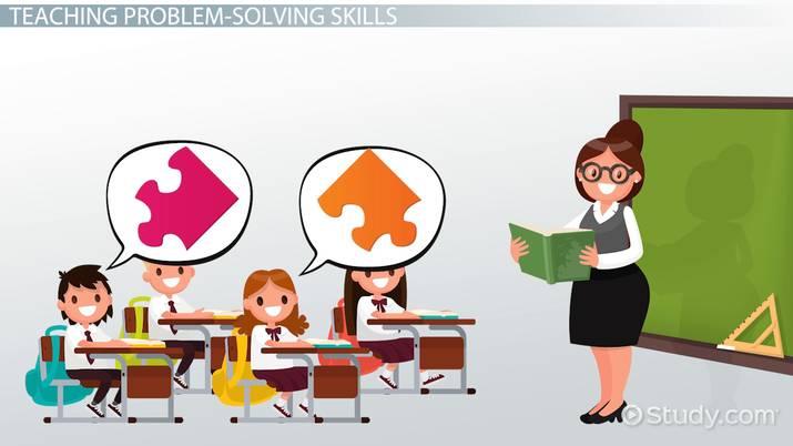 problem solving for preschoolers