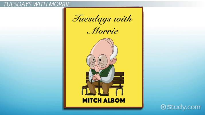 tuesdays with morrie aphorism project