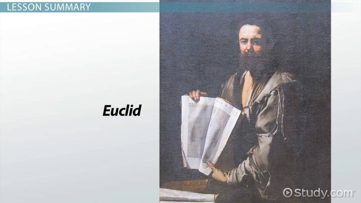 euclidean geometry definition history examples video