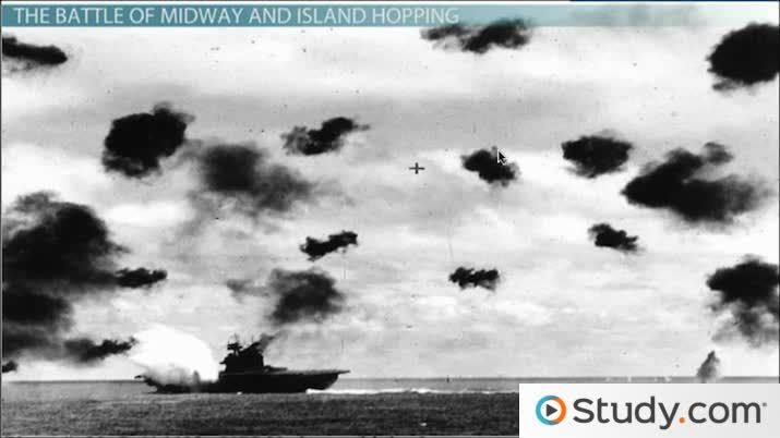 The Pacific Ocean Theater of WWII: Japan vs  The Allies