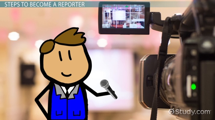 How to Become a Reporter | Education and Career Roadmap