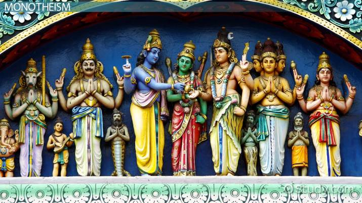 What's the Difference Between Polytheism and Monotheism