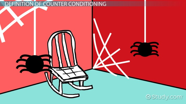 counter conditioning  definition  u0026 examples