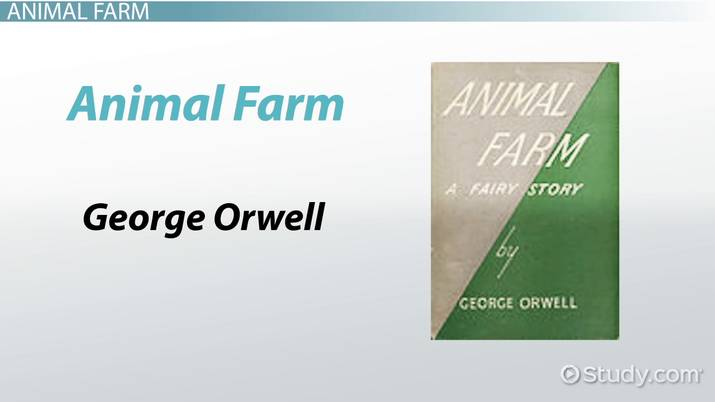 Animal Farm: Plot Summary - Video & Lesson Transcript | Study com