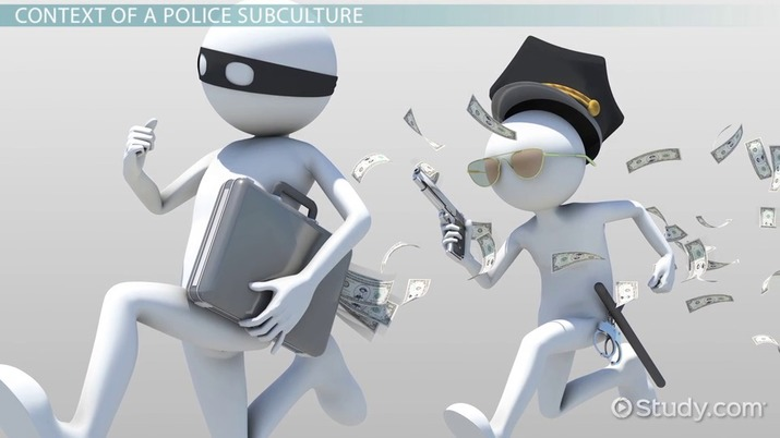 Police Subculture: Definition & Context