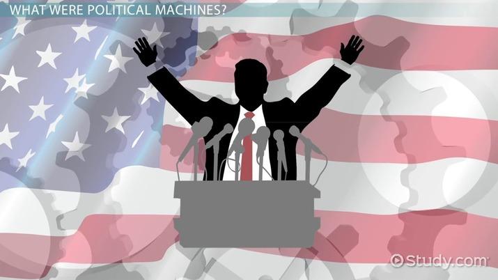 Political Machine Definition History