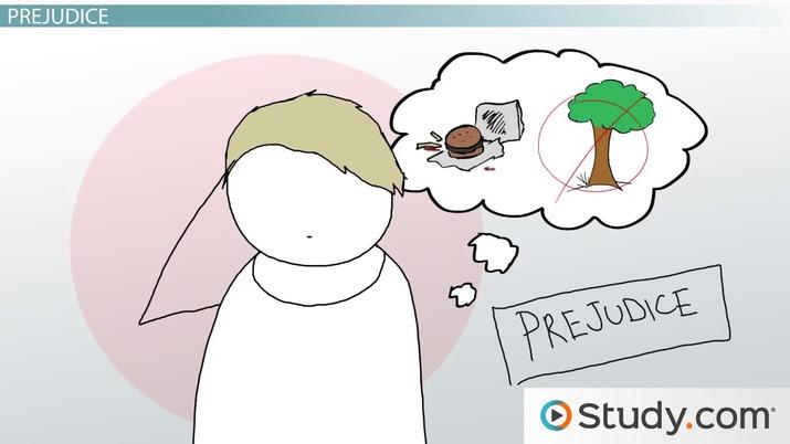 3 causes of prejudice