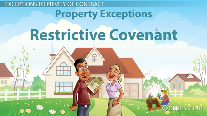 Privity of Contract: Definition, Exception & Cases - Video
