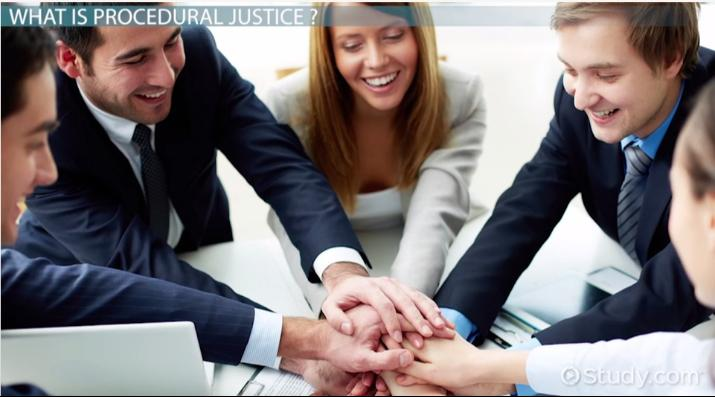 Procedural Justice in the Workplace: Definition, Theory & Examples