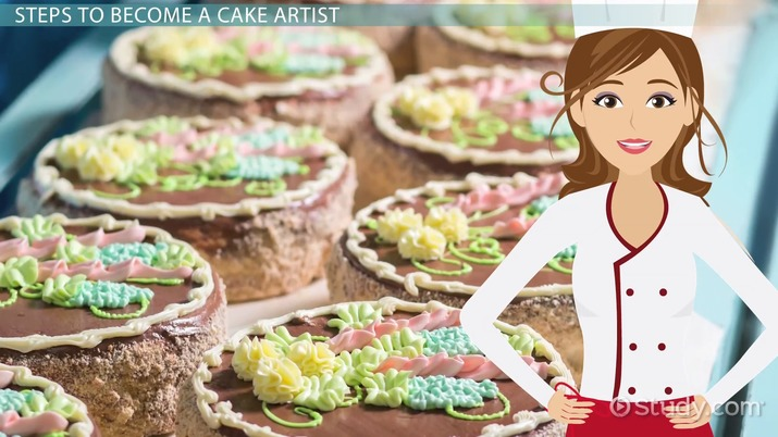 Become A Cake Artist Career Info And Requirements
