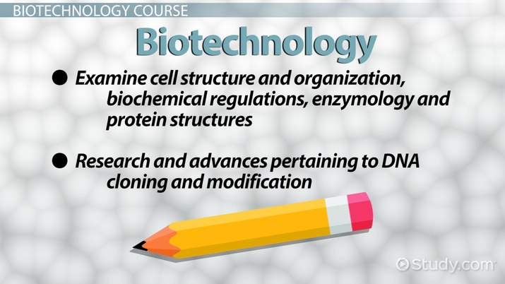 Biochemistry Courses and Classes Overview