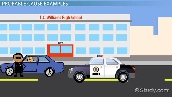 What is Probable Cause? - Definition & Examples