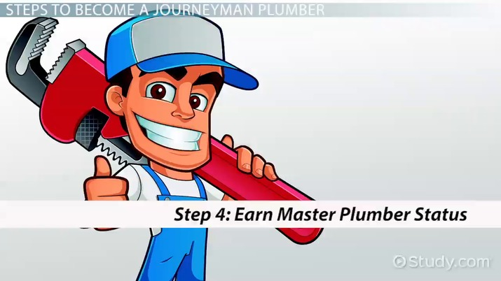 Be A Journeyman Plumber Training And Career Information
