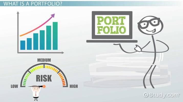 Portfolio Weight Return Variance Definition Examples