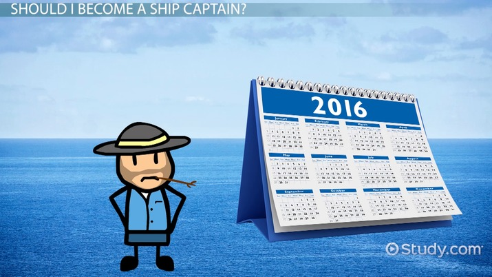 Become a Ship Captain | Education Requirements and Career