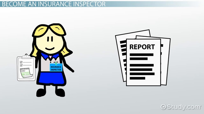 How To Become An Insurance Inspector