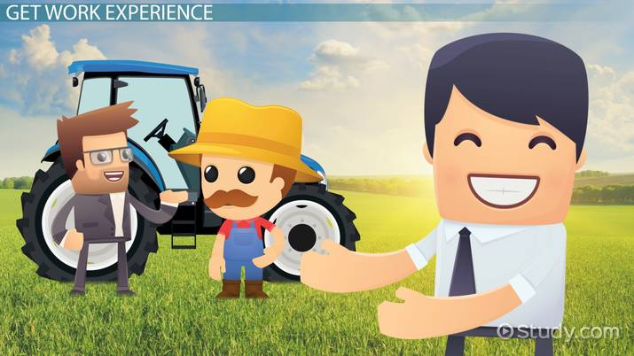 Become An Agricultural Sales Representative Career Roadmap