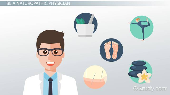 How to Become a Naturopathic Physician: Education and Career