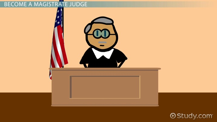 How to Become a Magistrate Judge: Career Guide