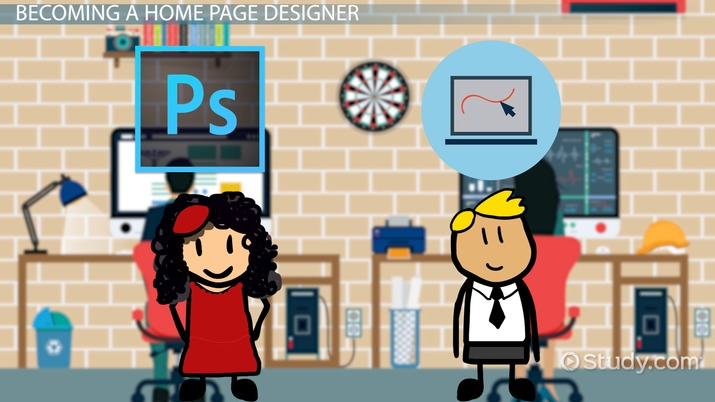 How To Become A Home Page Designer Education And Career Roadmap